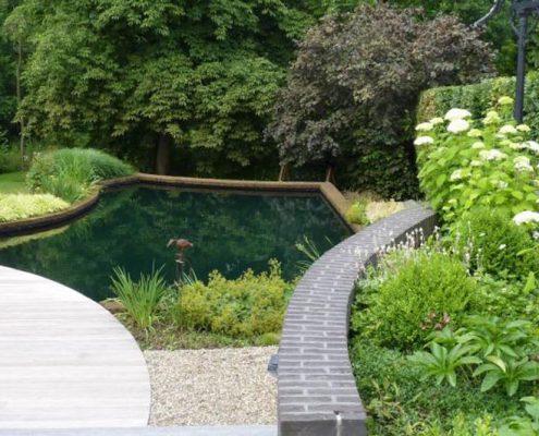 natuurlijke zwembaden Florijk