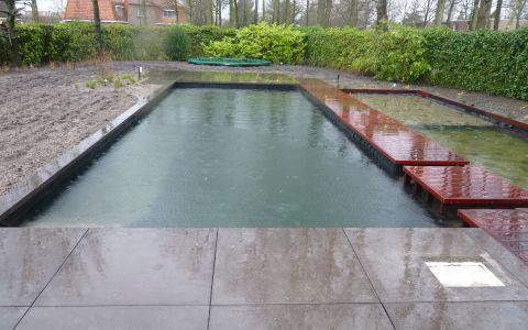 project zwemvijver Waalre