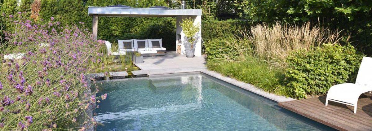 Natuurlijk zwembad Florijk