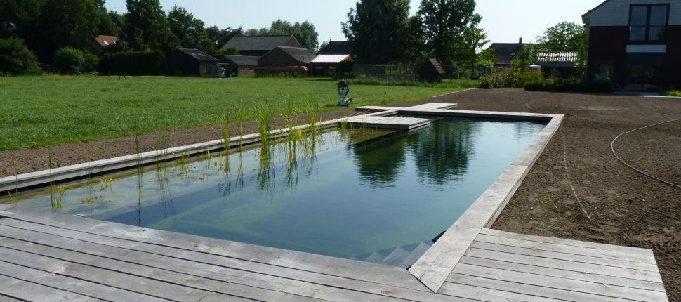 Natuurlijk zwembad Den Bosch