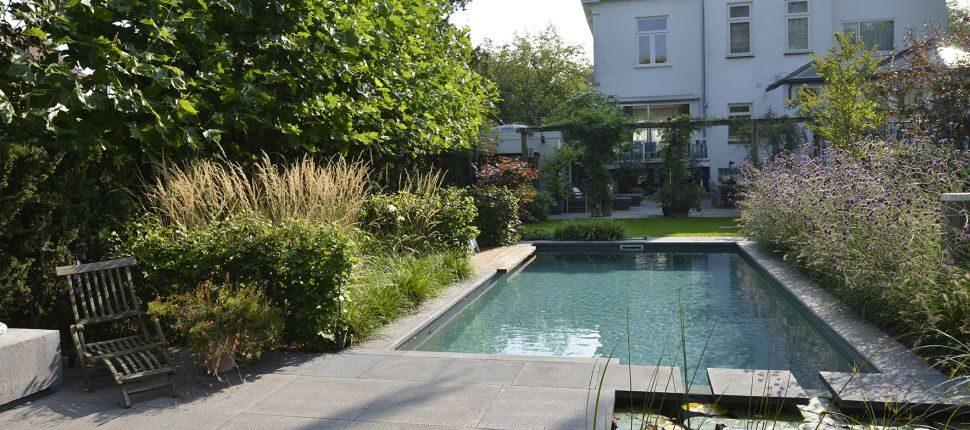 Natuurlijk zwembad Nijmegen