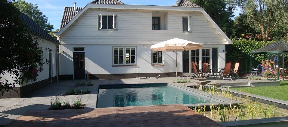 natuurlijk zwembad Sint Michielsgestel