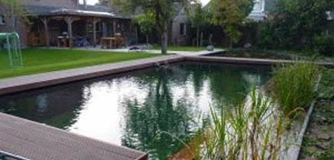 Zwemvijver Waalwijk groter